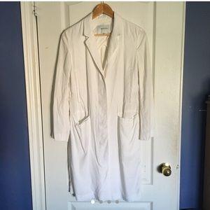 Aritzia Babaton White Coat